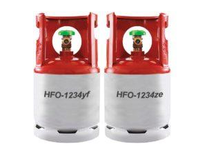GAZ REFRIGERANT R1234YF Et 1234ZE